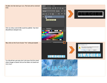 Learning the puppet warp tool - A Photoshop CC step-by-step lesson.