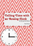 Learning time with an analog clock!