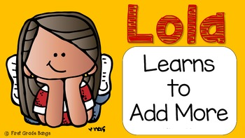 Intro to Addition:  Learning to Add More Math Lesson FREEBIE