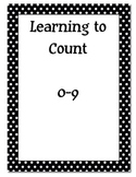 Learning to Count 0-9