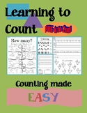Learning to Count: Pre-K to 2nd