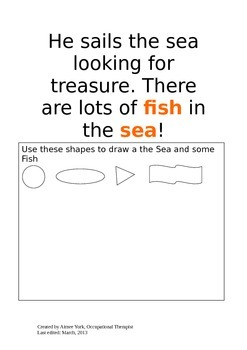 Learning to Draw - Create Your Own Story Book