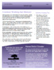 Learning to Learn Newsletter for Parents & Students - 10th Edition