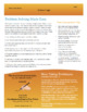 Learning to Learn Newsletter for Parents & Students - 2nd Edition