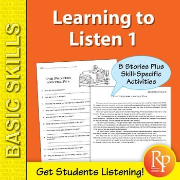 Learning to Listen 1
