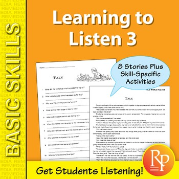 Learning to Listen 3