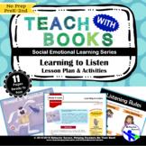 Learning to Listen – Howard B. Wigglebottom Learns to Listen – PreK-2 Lesson