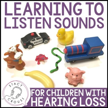 Learning to Listen Sounds for Children with Hearing Loss