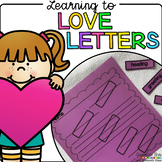 Learning to Love Letters {Valentine's Edition}