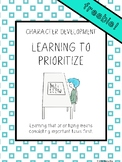 Behavior Management | Learning to Prioritize
