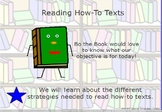 Learning to Read How-To Texts Unit