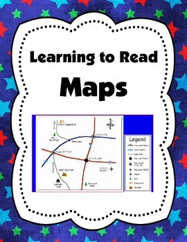 Learning to Read Maps (Road Maps)