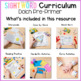 Dolch Sight Words Curriculum - Pre-Primer Words