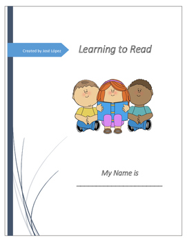 Learning to Read  Workbook