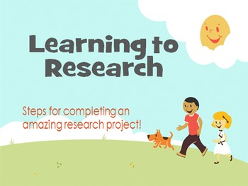 Learning to Research