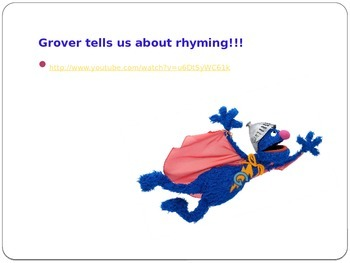 Learning to Rhyme is Easy as Pie!