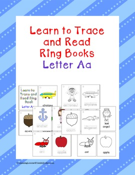 Learning to Trace and Read Ring Book Aa