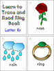 Learning to Trace and Read Ring Book Rr