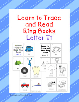 Learning to Trace and Read Ring Book Tt