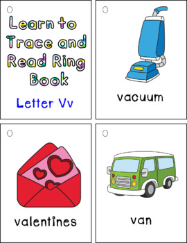 Learning to Trace and Read Ring Book Vv