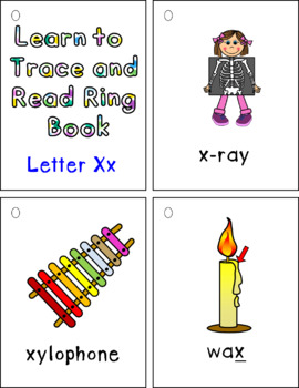 Learning to Trace and Read Ring Book Xx