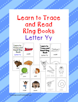 Learning to Trace and Read Ring Book Yy