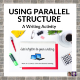 Using Parallel Structure in Writing | Distance Learning