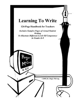 Learning To Write (Entire School)