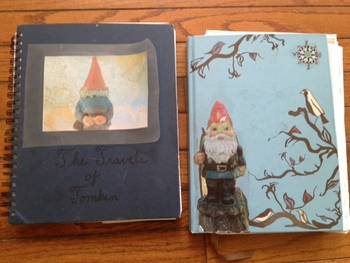 Learning to Write Point of View with the Classroom Gnome a