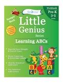 Learning to Write - Tracing Lines 1: Little Genius Pre-Kindergarten Worksheets