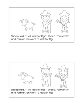 Learning with Barnyard Friends
