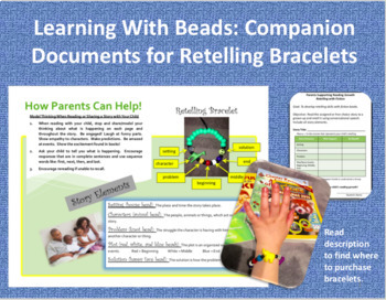Learning with Beads: Companion Documents to the Retelling Bracelets