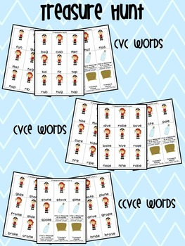 Learning with CVC  and Magic E Words MEGA-BUNDLE: Games, Print & Go, & Spelling