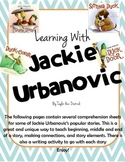 Learning with Jackie Urbanovic