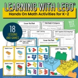 Learning with LEGO: Math Activities for Grades K-2