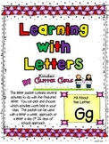 Learning with Letters: All About the Letter Gg
