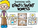 Learning with Long & Short Vowels (Small Group Phonics Games)
