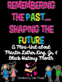 Learning with Martin & His Friends {Black History Craftivities & Printables}