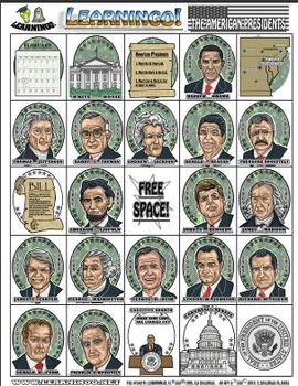 Learningo Learning Game - American Presidents