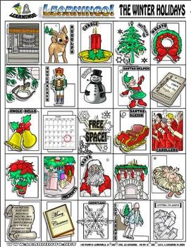 Learningo Learning Game - The Winter Holidays