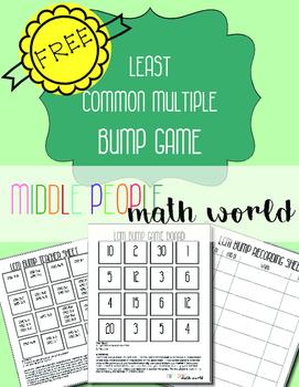 Least Common Multiple Bump Game!