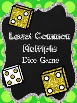 Least Common Multiple Dice Game