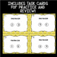 Least Common Multiple Interactive Math Journal with Task Cards