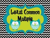 Least Common Multiple PACKET