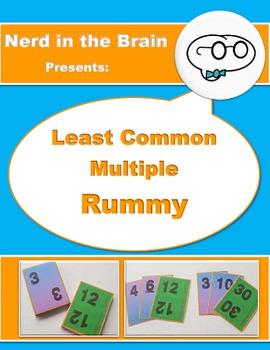 Least Common Multiple Rummy