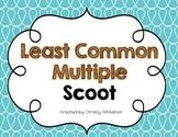 Least Common Multiple Scoot!