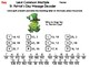 Least Common Multiple St. Patrick's Day Math Activity: Message Decoder