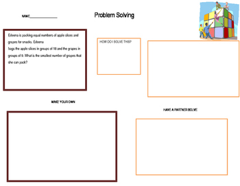 Least Common Multiple Story Problem