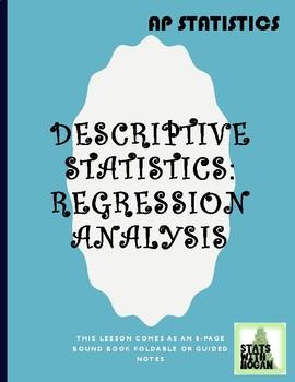 AP Statistics - Least-Square Regression #2