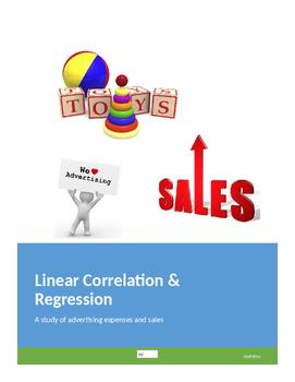 Least Squares Regression Worksheet